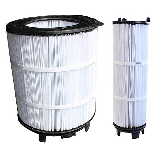 Sta-Rite 250220201S Large Outer Swimming Pool Filter + 250210200S System 3 Small Inner Replacement Filter Cartridge