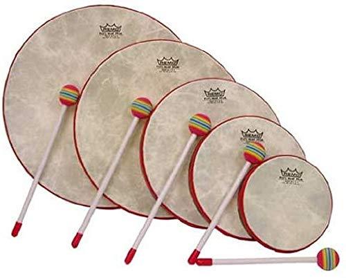 Remo Kids 5 Piece Hand Drum Set with Mallets