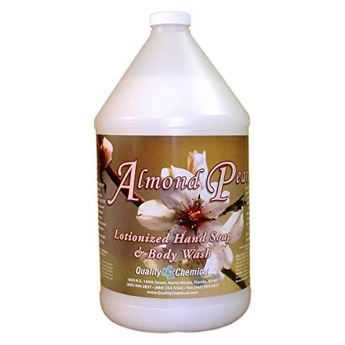 Almond Pearl Luxury Hand Soap-1 gallon (128 oz.)