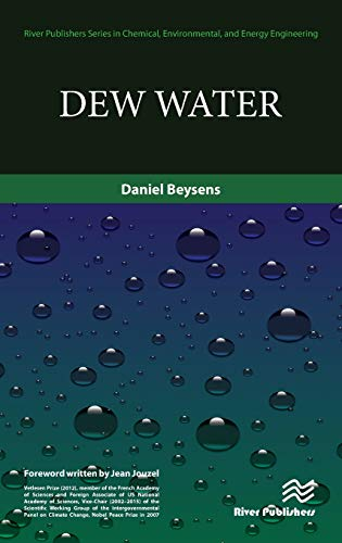 Dew Water (River Publishers Series in Chemical, Environmental, and Energy Engineering)