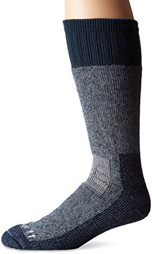 Carhartt Men's Extremes Cold Weather Boot Socks,  Navy, Shoe: 6-12