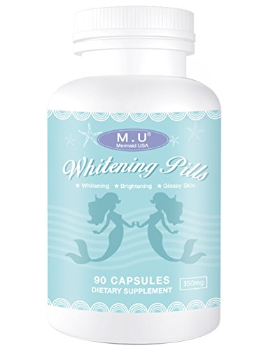 Magic Whitening Pills for Skin -Herbal Supplement -3 Times Better Than glutathione - Focus on Clear Glossy Brightening and Smoothy Skin Support - Dark Spot Remover Acne & Acne Scar Remover - Non GMO