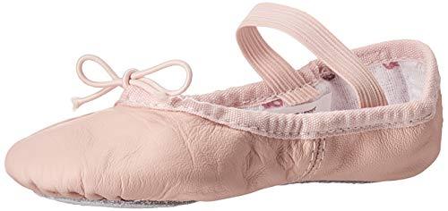 Bloch Dance Bunnyhop Ballet Slipper (Toddler/Little Kid)  Little Kid (4-8 Years), Pink - 13 C US Little Kid