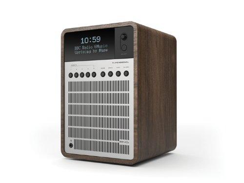 REVO SuperSignal Deluxe Radio with DAB/DAB+/FM Reception, Digital Alarm and Bluetooth Wireless Streaming