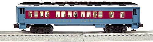Lionel The Polar Express, Electric O Gauge Model Train Cars, Hot Chocolate Car