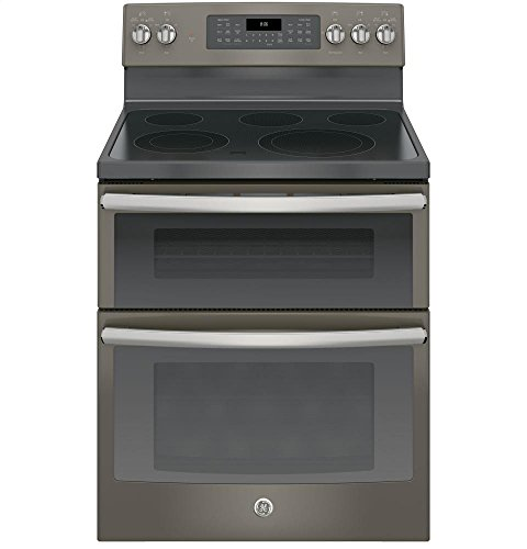 GE JB860EJES Electric Smoothtop Double Oven Range