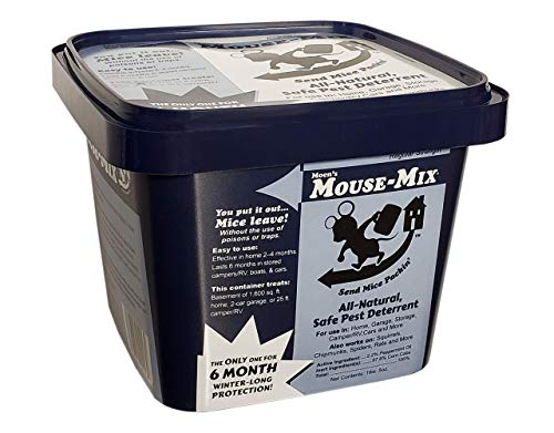 Mouse-Mix Natural Pest Deterrent