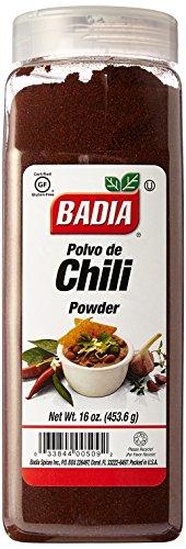 Badia Chili Powder 16 oz