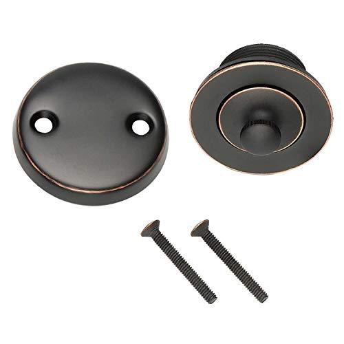 DESIGN HOUSE Parts & Accessories 522342 Lift & Turn Bath Drain Kit, Oil Rubbed Bronze