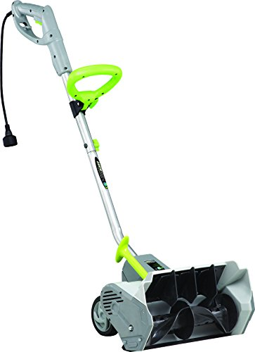 Earthwise SN70016 Electric Corded 12Amp Snow Shovel, 16' Width, 430lbs/Minute