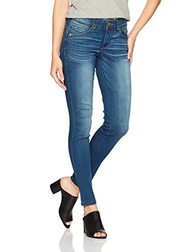 Democracy Women's Ab Solution Jegging, Blue, 10