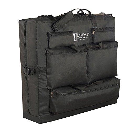 Master Massage Universal Massage Table Carry Case,'Bag' for Massage Table, 29'31', Black