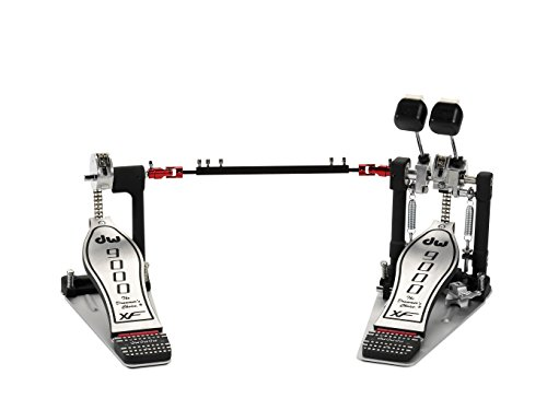 DW 9000 Double Pedal eXtended Footboard