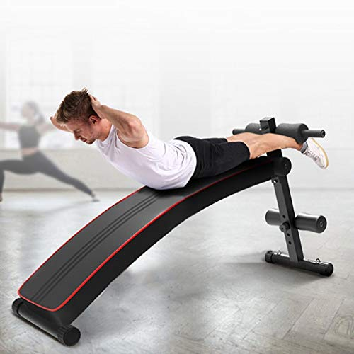 ABK Decline Sit up Bench Crunch Board Fitness Home Gym Exercise Sports