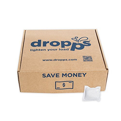 Dropps Dishwasher Detergent Pods (Lemon, 120)