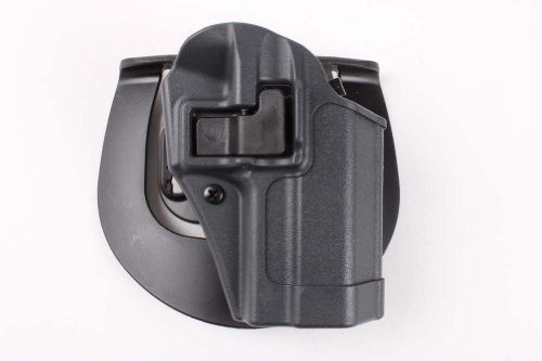 BLACKHAWK Serpa Sportster Holster, Size 03, Right-Hand, (1911 Gov't & Most Clones w/ or w/o Standard Rail)