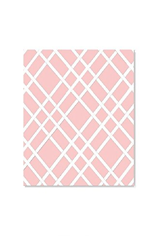 Select-Your-Color Bulletin-Memo Board and Picture Frame: Small (15' x 20') (Pink)