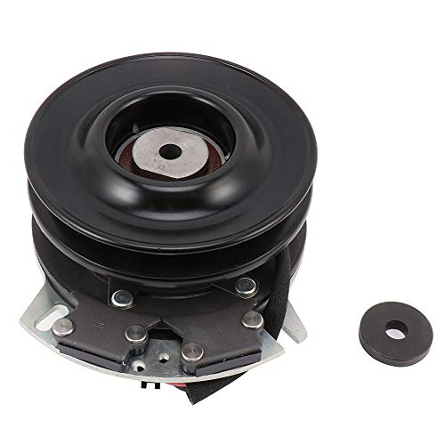 OCPTY Electric Power Take Off Clutch Electric PTO Clutch 717-04174A Quality Upgraded Aftermarket Fit for Cub Cadet, Huskee, MTD, Sears, Troy Bilt, Warner, Xtreme