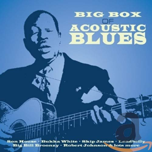 Big Box of Acoustic Blues / Various