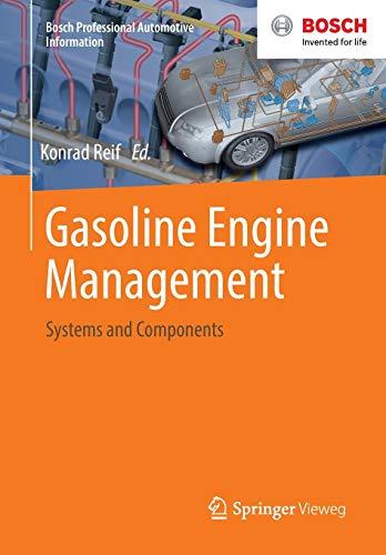 Gasoline Engine Management (Bosch Professional Automotive Information)