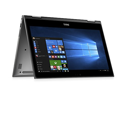 Dell Inspiron 13 5000 2-in-1 - 13.3' FHD Touch - 8th Gen Intel i5-8250U - 8GB Memory - 256GB SSD - Intel UHD Graphics 620 - Theoretical Gray - i5379-5893GRY-PUS