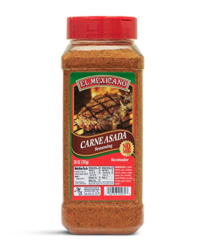 El Mexicano Carne Asada Seasoning 28oz (Single)