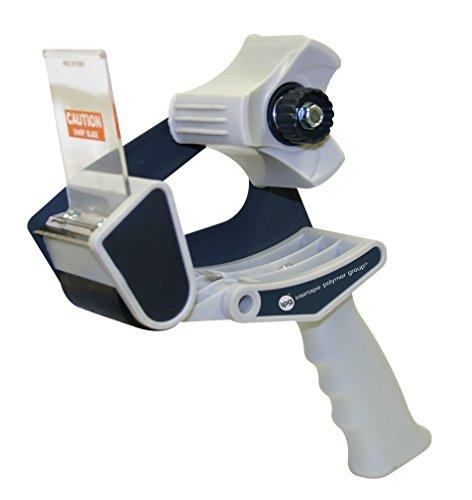 IPG Carton Sealing Tape Dispenser, 2', Gray, Model:PG2DISP