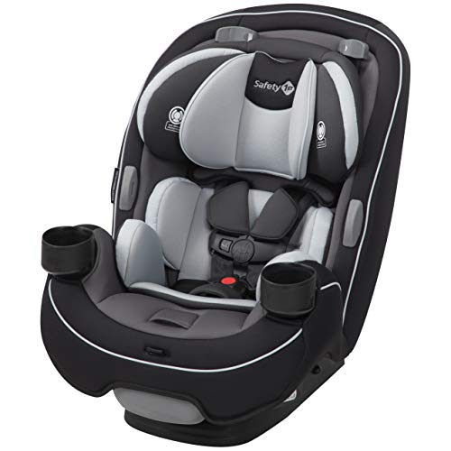 Safety 1ˢᵗ Grow and Go 3-in-1 Convertible Car Seat, Carbon Ink