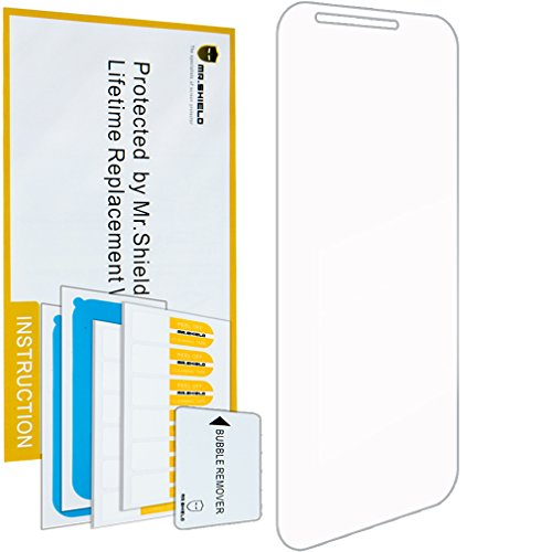 [5-Pack] Mr.Shield for LG Stylo 3 Plus Anti-Glare [Matte] Screen Protector with Lifetime Replacement