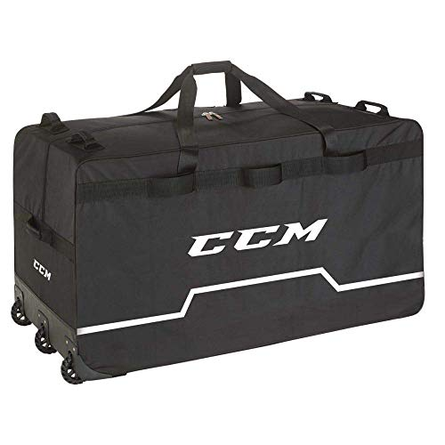 CCM Hockey Pro Wheeled 40' Goalie Equipment Bag