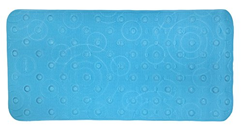 Playtex Cushy Comfy Safety Bath Mat, Blue