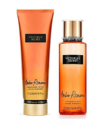 Victoria's Secret Mist and Lotion Set (Amber Romance)