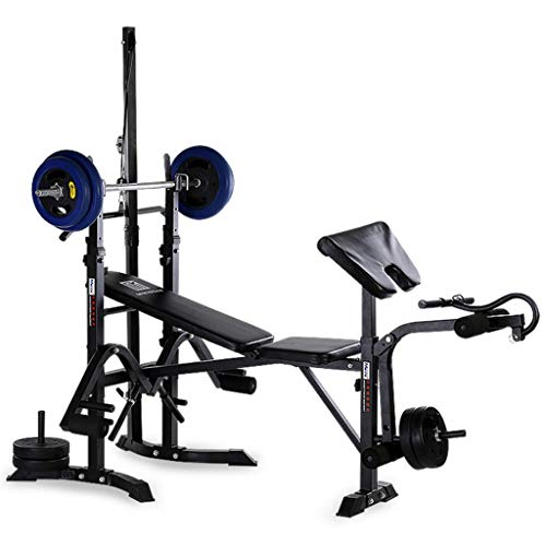 Adjustable Benches Strength Training Olympic Weight Benches Multifunctional Weight-lifting Bed Weight-lifting Machine Fitness Equipment