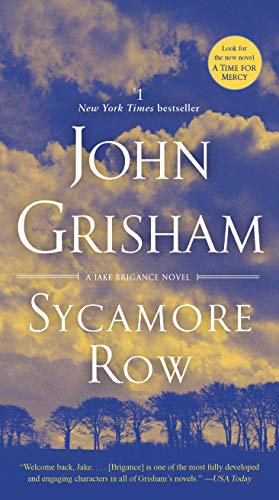 Sycamore Row (The Jake Brigance)
