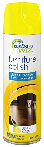 Cleaning Wiz Furniture Polish, 9.7 Fluid Ounce (Pack of 4)