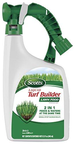 Scotts Liquid Turf Builder Lawn Food, 2,000 sq. ft.