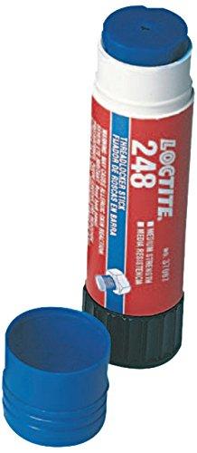 Loctite 826034 442 Blue Quickstix 248 High Strength Threadlockers, 9 g, 3/4' Thread, 0.317 fl. oz.