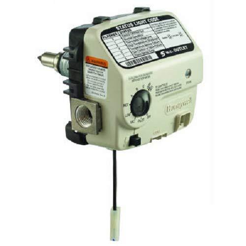 Honeywell WT8840B1000 Water Heater Gas Control Valve, NAT 160 Degree F 1' Cavity