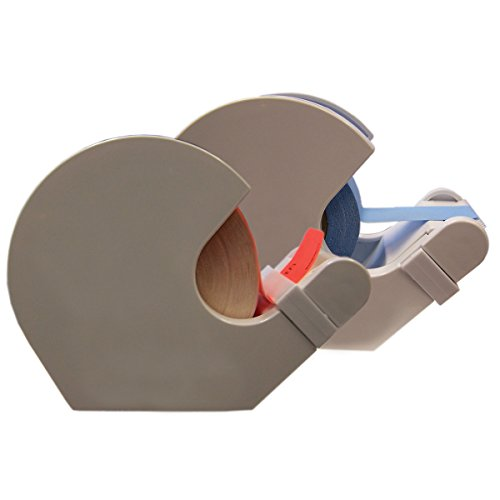 PDC HD-2 Tape & Label Dispenser up to 1 1/8' Plastic Hand-Held, 1-7/8' X 3-1/52' X 4-1/2'