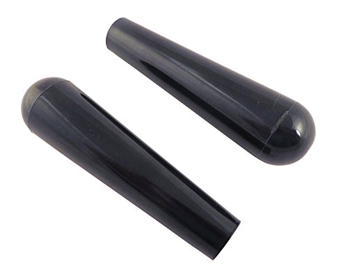2 Each 3 3/4' Phenolic Tapered Handle Post Knob with 5/16 18 Threaded Insert for Shop Jigs and Fixtures PK-5/16x2