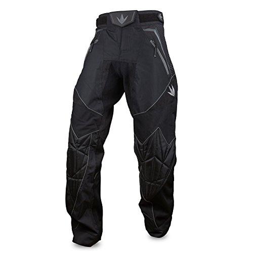Bunker Kings V2 Supreme Paintball Pants (XX-Large (2XL), Black)