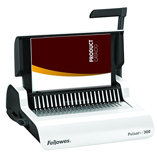 Fellowes 5006801-99 Binding Machine Pulsar+ Comb Binding (5006801)