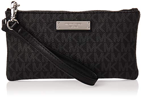 MICHAEL Michael Kors Wristlets Medium Wristlet Black One Size