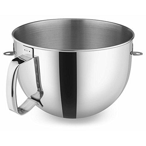 KitchenAid 6-qt. Mixing Bowl with Ergonomic Handle.