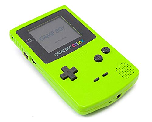 Game Boy Color - Kiwi (Renewed)