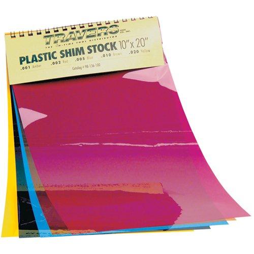 TTC PSS10A 10' x 20' Plastic Sheet Shim Stock Set