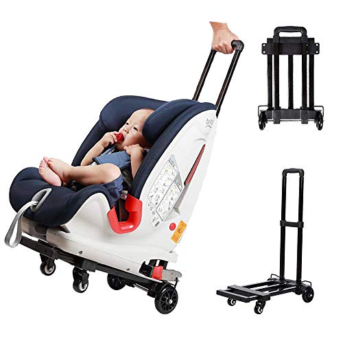 Car Seat Stroller,Go Carts for Kids,Car Seat Carrier for Airport with Wheels and Compact Fold