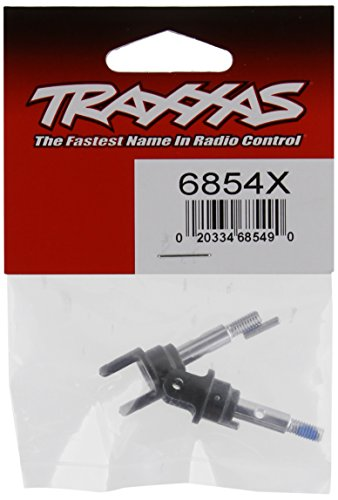 Traxxas 6854X Front Heavy Duty Stub Axles with Pins (pair)