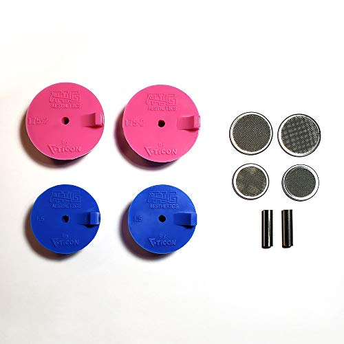 Silicone Back Purge Plugs (Header Kit) - Tig Aesthetics by Ticon Industries