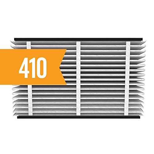 Aprilaire 410 Replacement Air Filter for Aprilaire Whole Home Air Purifiers, Clean Air Dust Filter, MERV 11 (Pack of 4)